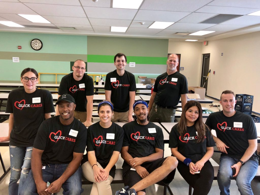Glick's 2018 Day of Caring